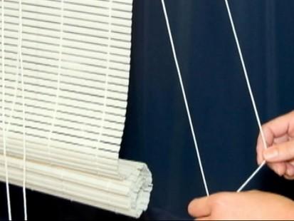 VIDEO: Strangulation Hazard Window Blinds Recalled
