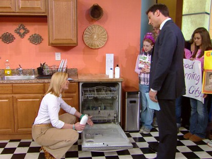 VIDEO: Elisabeth Leamy explains how to save money with your dishwasher.
