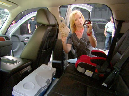 VIDEO: Elisabeth Leamy explains how to protect your family while on the road.