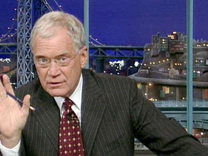 VIDEO: David Letterman Confession: I Had Sex With Staffers, Got Targeted by Extortionist