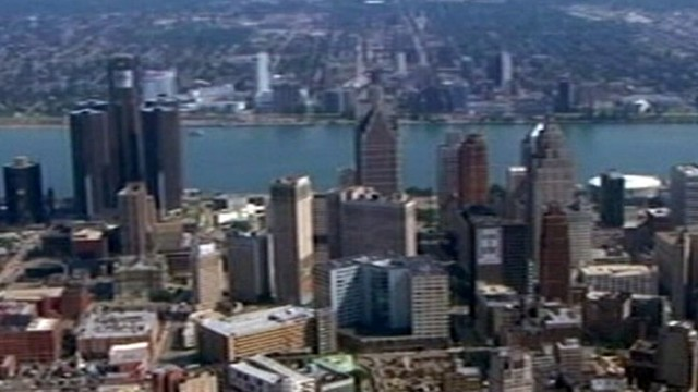 Judge Says Detroit Bankruptcy Unconstitutional