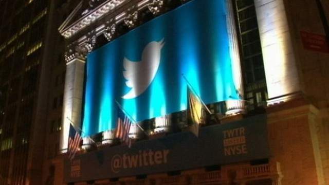 Twitter to Go Public as Wall Street Hits Record High