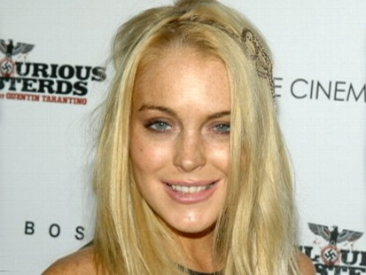 VIDEO: Lindsay Lohan confirmed via Twitter that she failed a court-ordered drug test.