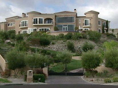 VIDEO: Tough economy forces sellers to bring down the cost of their extravagant homes.
