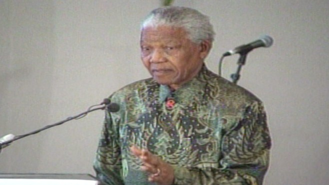 VIDEO: Speculations swirl around the former South African presidents health.