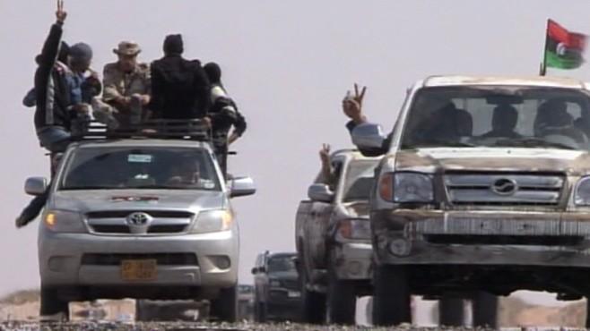 VIDEO: Rebels Make Huge Advances