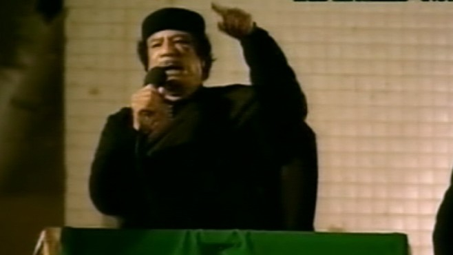 VIDEO: Without arms from U.S., rebels lose ground to Moammar Gadhafi?s military.