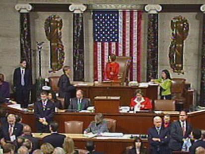 VIDEO: House Narrowly Passes Landmark Health Care Bill