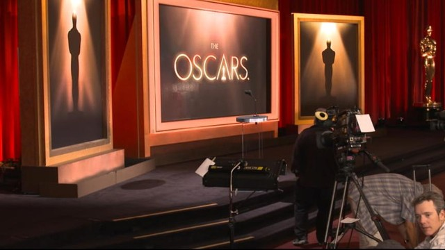 Cameron Mathison Goes Backstage At The 2014 Oscar Nominations