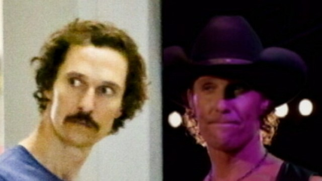 Matthew Mcconaughey Drops To Lowest Weight Abc News