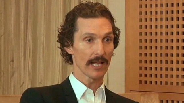 Now Playing Matthew McConaughey Weight Loss Actor Lost 1 4 Of Body