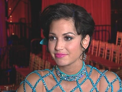 VIDEO: Melissa Rycroft joins Dancing With the Stars.