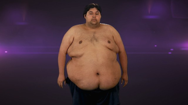 VIDEO: Chris Powell helps another person struggling with obesity shed substantial weight.