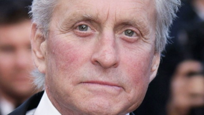 actor michael douglas battles throat cancer with radiation and chemotherapy video abc news. Black Bedroom Furniture Sets. Home Design Ideas