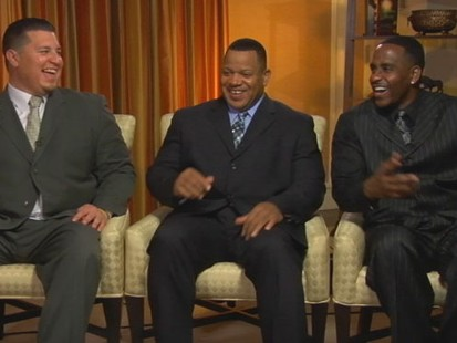 VIDEO: Men speak about riding along the Vegas strip with Jackson.