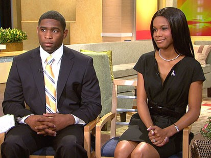 VIDEO: Ryan and Tamishia Moats were prevented from visiting a relative on her deathbed.
