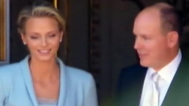 Monaco's Prince Albert Ties the Knot Video - ABC News