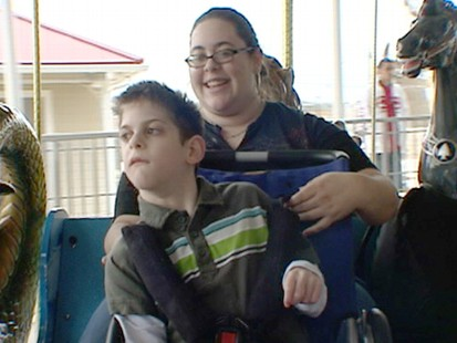 VIDEO: Morgan?s Wonderland caters to kids with special needs.