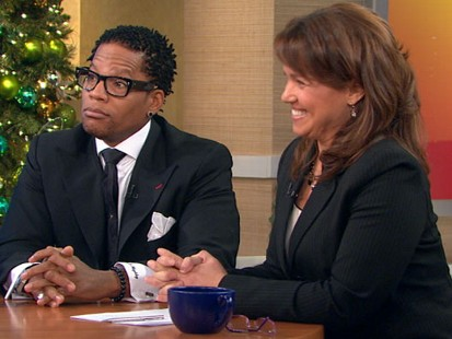 VIDEO: D.L. Hughley, Christine ODonnell discuss headlines with George Stephanopoulos.