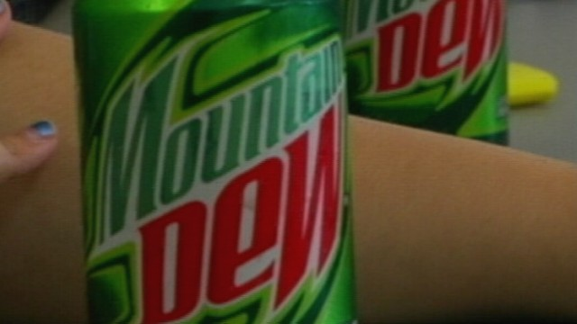 VIDEO: Company dismisses mans claim he found dead mouse in his Mountain Dew.
