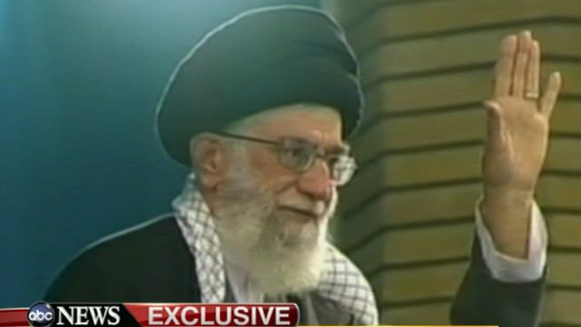 VIDEO: Iranian leaders will negotiate after sanctions have crippled their economy.