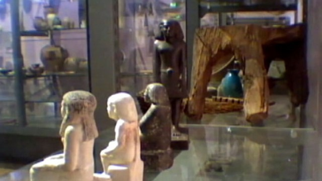 Ancient Egyptian Statue Mysteriously Rotates at Museum