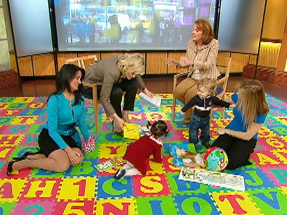 VIDEO: Research suggests that the more gestures babies make the bigger their vocabulary.