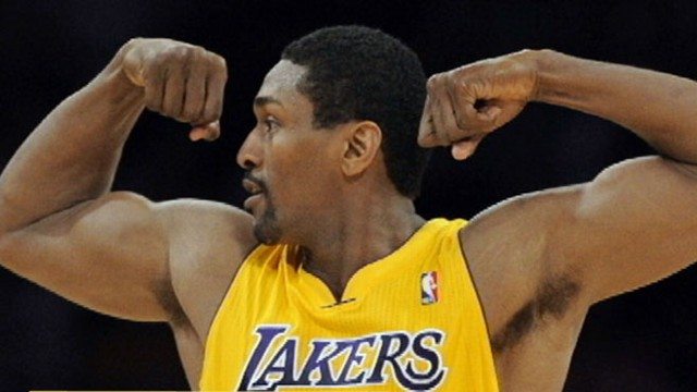 "VIDEO: ""Metta World Peace"" is among several celebrities who are opting for unique names"