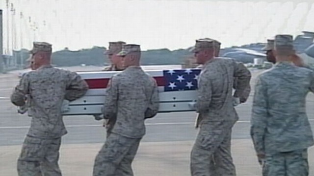 VIDEO: Officials say remains of 30 Americans, many Navy SEALs, will soon return to U.S.