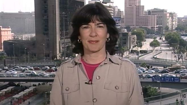 VIDEO: Christiane Amanpour assesses the potential for resolution.