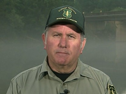 VIDEO: John Nichols on the Seach for Flash Flood Victims