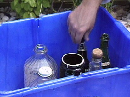 Tips to help you reduce, reuse and recycle your stuff!