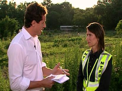 VIDEO: NTSB investigator Deborah Hersman warned of train vulnerability in 2004.