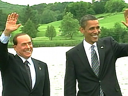 Obamas High Stakes Summit