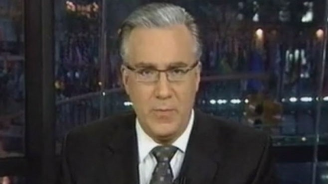 VIDEO: Olbermann Suspended from MSNBC