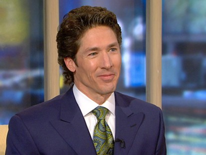 VIDEO: Author Joel Osteen offers religious insights from his new book.