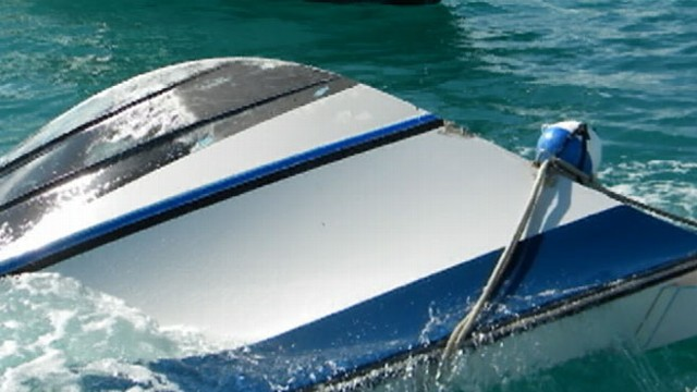 VIDEO: Woman dies, 7 survive by treading water for 20 hours after boat capsized.