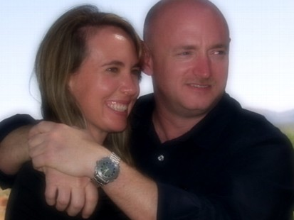 VIDEO: Husband Mark Kelly optimistic as Rep. Gabrielle Giffords leaves hospital.