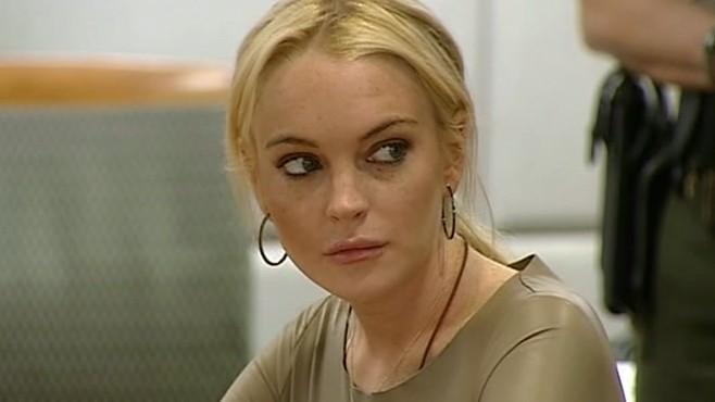 Lindsay Lohans Car Crash Trial Date Set | Ents & Arts