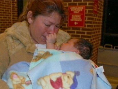 VIDEO: Missing South Carolina Baby Found
