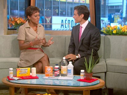 VIDEO: Dr. Memhet Oz reveals the five things all should have in their kits.