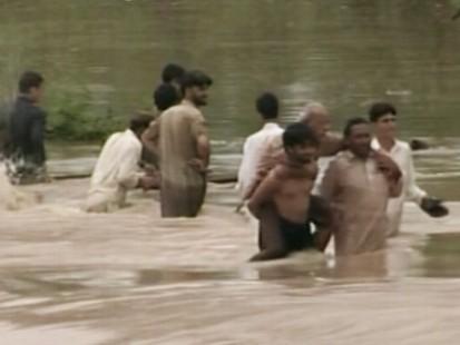 VIDEO: Pakistan flood victims