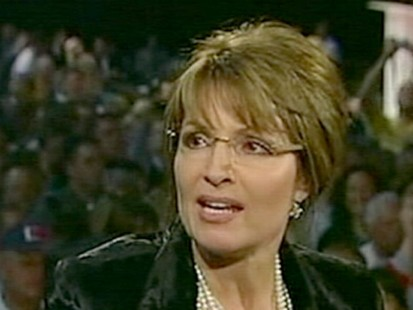 VIDEO: Sarah Palin criticizes President Obamas nuclear treaty with Russia.
