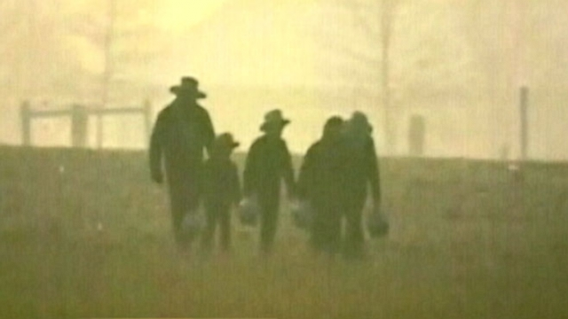 Amish Girl With Leukemia, Family Flees US to Avoid Chemotherapy