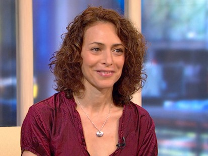 """VIDEO: Julie Metz discusses her book, """"Perfection: A Memoir of Betrayal and Renewal."""""""