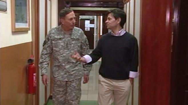 VIDEO: Top commander in Afghanistan discusses 2014 troop withdrawal deadline.