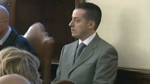 VIDEO: Pope Benedicts butler sentenced to 18 months in an Italian prison.