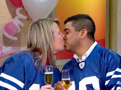 VIDEO: A Super Proposal at the Super Bowl