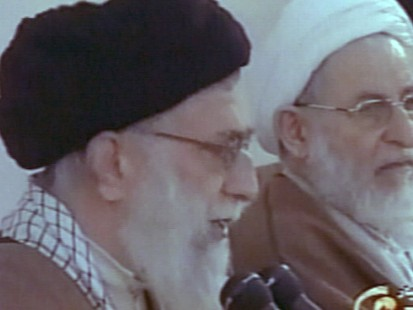 VIDEO: The election of Mousavi could mean more foreign support, maybe from the U.S.