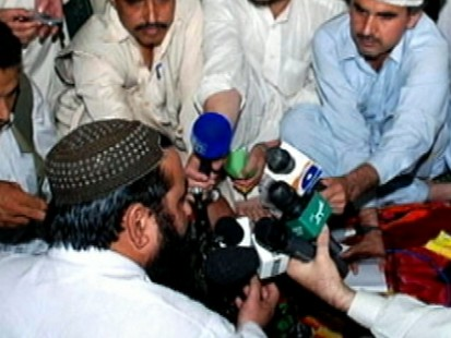 VIDEO: Intelligence officials say Baitullah Mehsud was killed in a CIA drone strike.